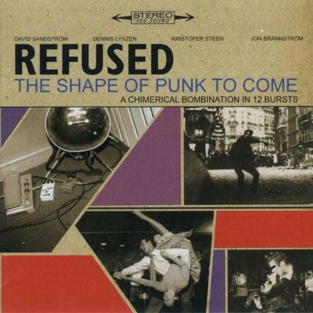 Refused - The Shape Of Punk To Come [Front]