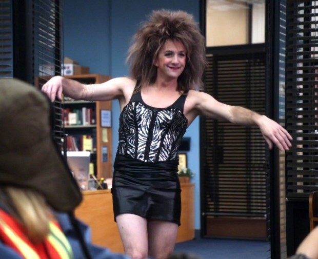 Dean_as_Tina_Turner