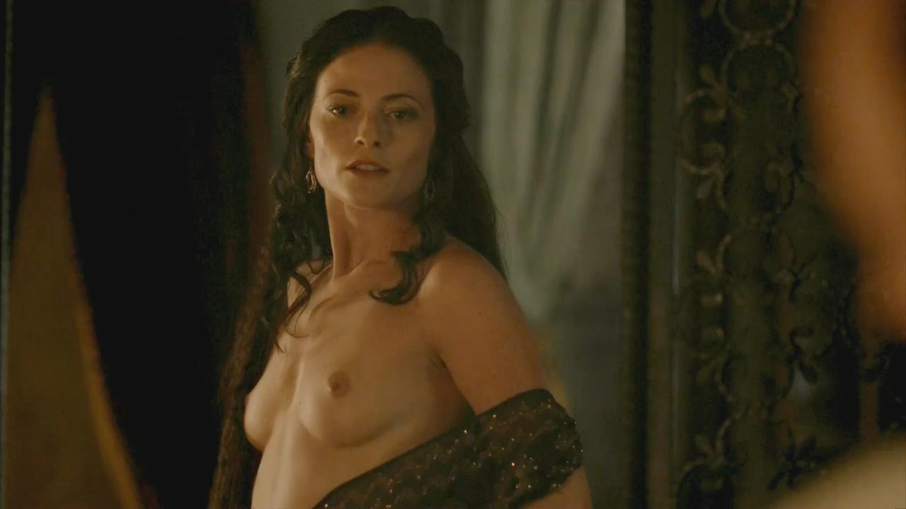 Emily piggford nude sex scene in hemlock grove series 5