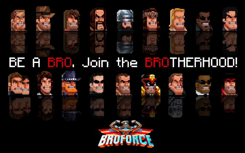 how to join a server on broforce