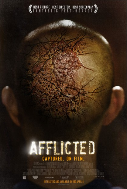 Afflicted-Poster