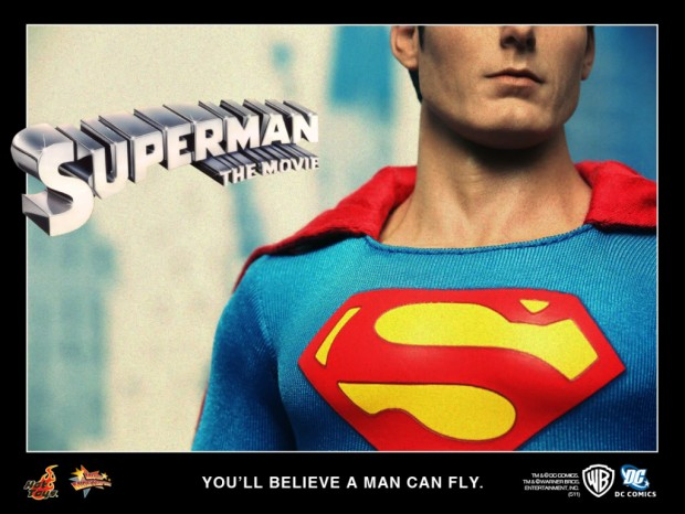 HotToys-Supermanteaser