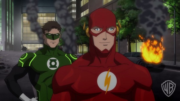 Justice-League-War-Flash-and-Green-Lantern2