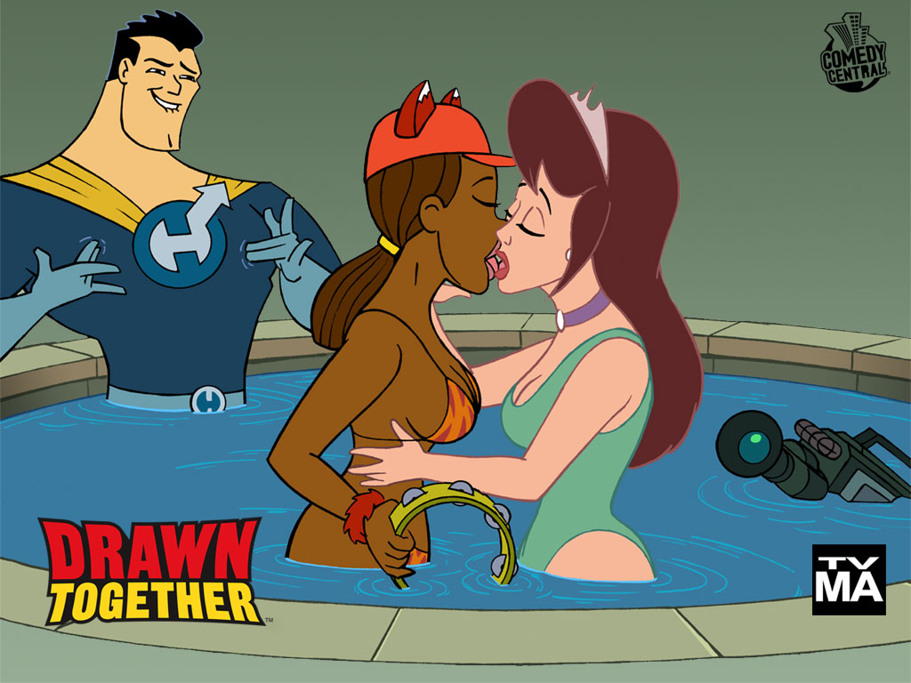 Let's not Disney drawn together porn with you