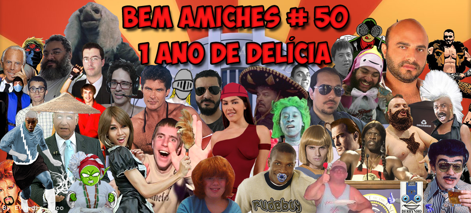 Bem Amiches 50
