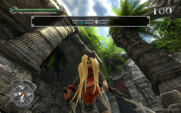 x-blades-game-screenshot-2