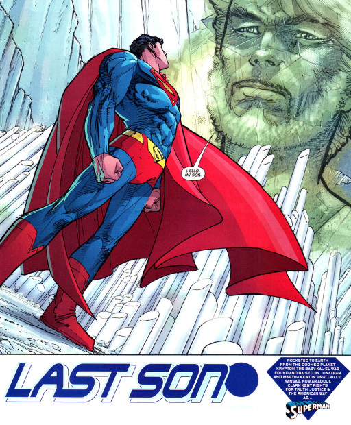 Superman-last-son