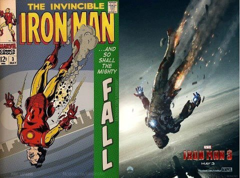 Iron-Man-3D-Retro