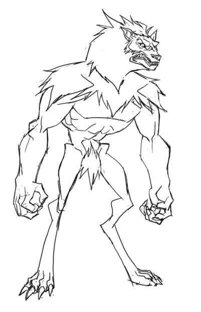 Lycan_form