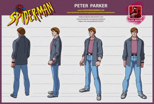 spider_man_the_animated_series_peter_parker_by_stalnososkoviy-db14mn5