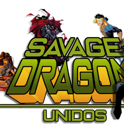 Banner Savage Dragon 2