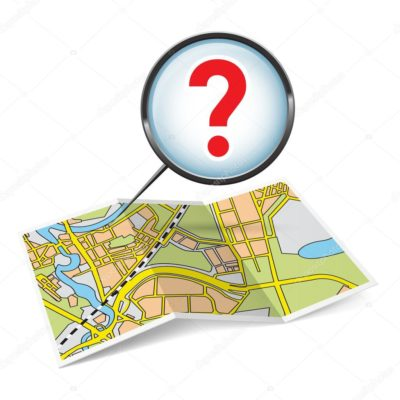 depositphotos_41194577-stock-illustration-map-booklet-with-question-mark